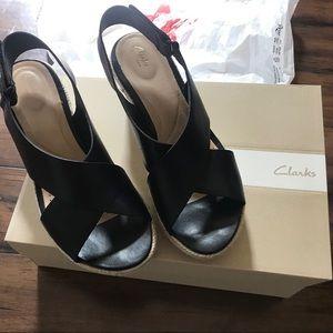 Clark's Comfy Sandals